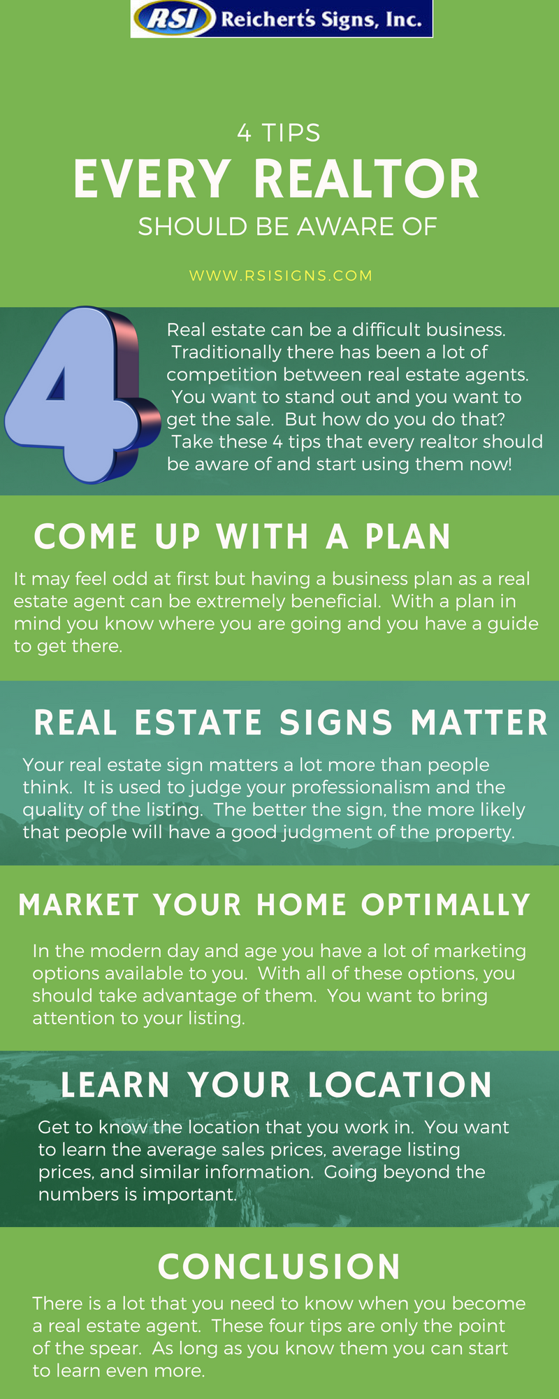 4 Tips Every Realtor Should Be Aware Of