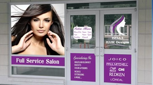 How To Create Beautiful Window Decals For Business