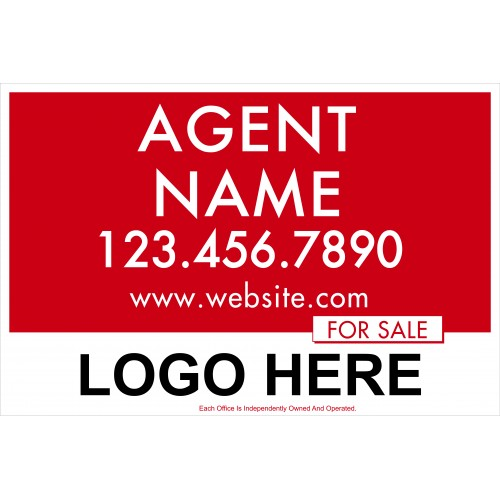 Keller Williams For Sale Sign 24x36