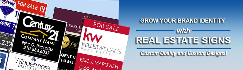 Real Estate Signs And Supplies