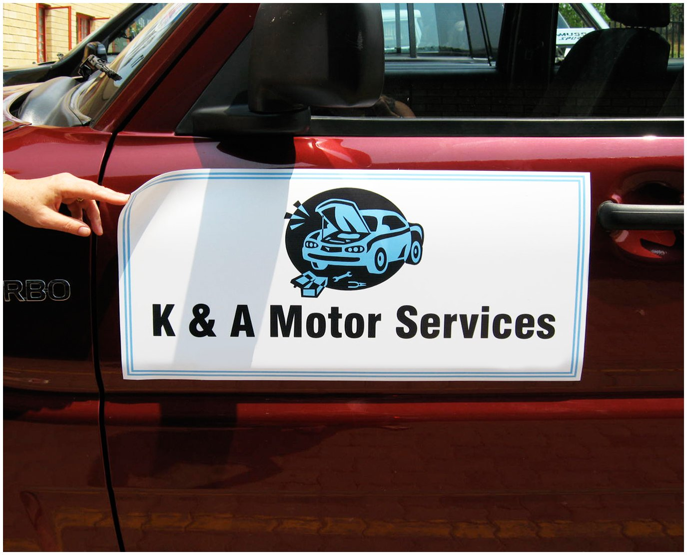 Truck Door Magnetic Signs - Custom car magnet advertisingcar door magnet advertising business magnets for cars car