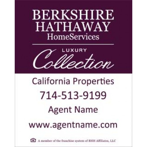 Berkshire Hathaway Lux Collection For Sale 30 Quot X24 Quot